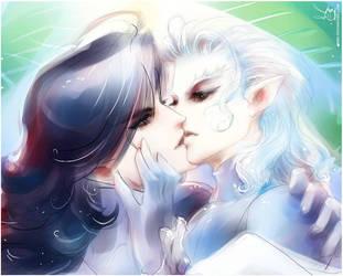 Kiss by Aiuke