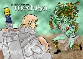 Lady Medusa by Haaspodge