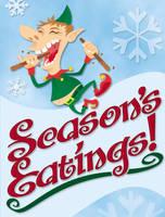 Season's Eatings by Haaspodge