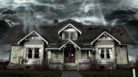 House Of The Dead by ALKAP0NE