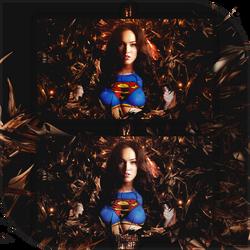 Super Megan by Hederath