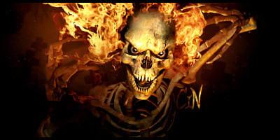 Skeleton by Hederath