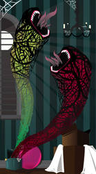 Spookies by ShiftyRonin
