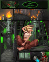 The Returned - League of legends - Issue 2 Pg1 by Caomha