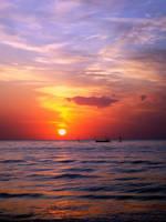 sunrise by cflo21