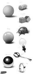 Material Studies by Hauket