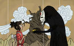 Spirited Away - The Journey of Korra (Crossover) by Juggernaut-Art