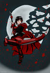 RWBY - Ruby Rose by Juggernaut-Art