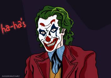 Joker by Juggernaut-Art