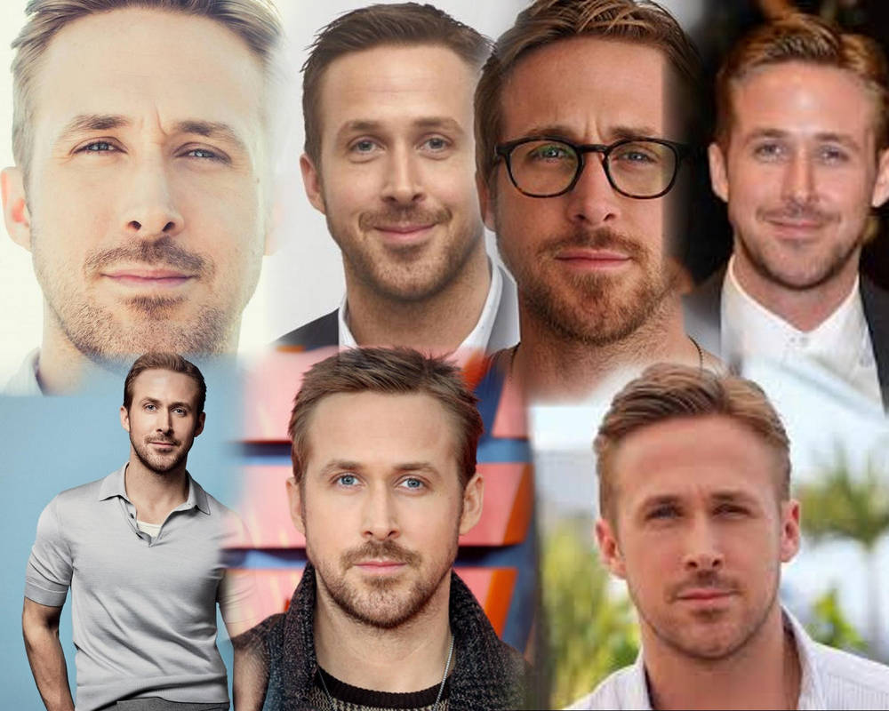 Ryan Gosling by makeitsnappy25
