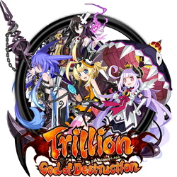 Trillion: God of Destruction Icon by MegaMasher825