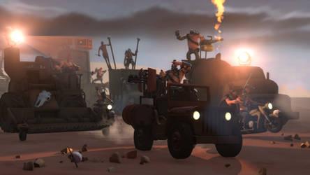 Mad Mann - Fury Road by d0ntst0pme