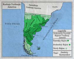 Russian South America by zalezsky