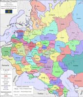 Ruthenian Empire: Before the Civil War by zalezsky