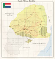 South African Republic (Transvaal) by zalezsky