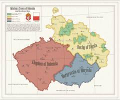 Habsburg Crown of Bohemia: 1648 by zalezsky