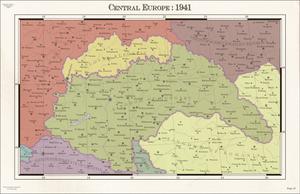 Central Europe: 1941 by zalezsky