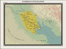 HAoE: Sumerian Civilization by zalezsky