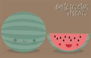 Watermelon by natalia-factory