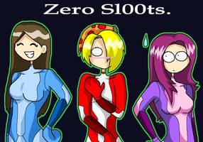 'Zero' Sl00t Streamers by DoubleLeggy