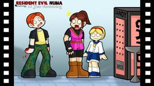 RE Numa - 10 Year Anniversary by DoubleLeggy