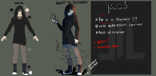 REMAKE::.MARIO (MAGO) by lasky111