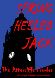 Spring Heeled Jack Cover by cddcomics