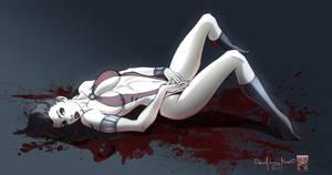 vampirella by qualano