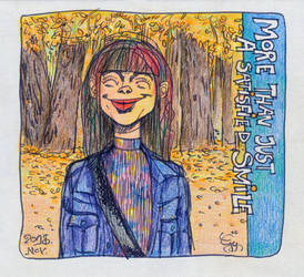 Autumn smile 2018 by Hypppy
