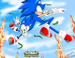 Sonic Generation by wallacexteam