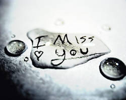 I miss you by Ma4nNi