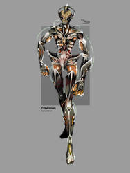 Cyberman Cyberkind by Mejiro-kun