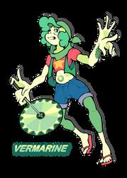 Vermarine by Mejiro-kun