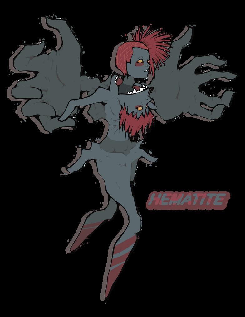 Hematite by Mejiro-kun