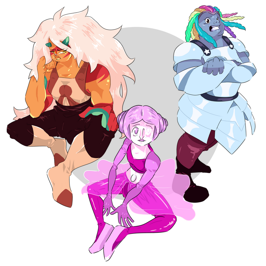 A Moral Compass of Gems by Mejiro-kun