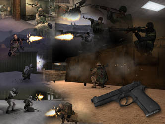 Americas Army Wallpaper by extrix