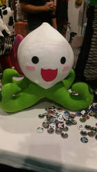 plush pachimari from overwatch by kopeskreations