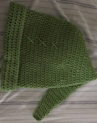 Crocheted Link Hat by kopeskreations