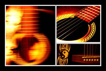 Guitar exploration by kemp22