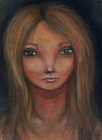 Girl by LillemorGull