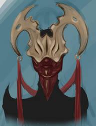 Dark Queen Concept by Vor-Wrath