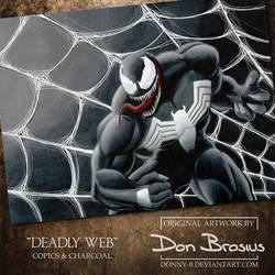 Venom by Donny-B