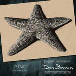 Inktober 2018 - Star by Donny-B