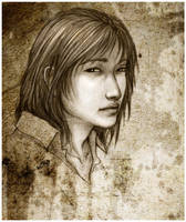 Keanu by SerenaVerdeArt