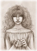 The Lost Trust by SerenaVerdeArt