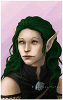 Commission: Aylsa by SerenaVerdeArt