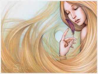 Fiaba D'Amore by SerenaVerdeArt