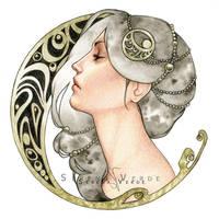 Aurea by SerenaVerdeArt