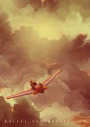 Planes - Dusty flies awaaayyyyyy by Koikii