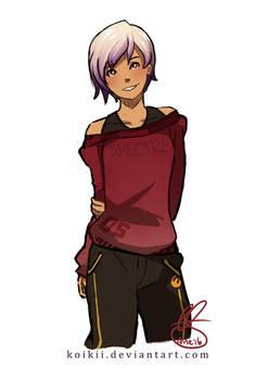 Sabine sketch by Koikii